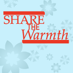 Share the Warmth event