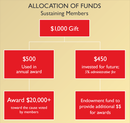 WLIP Allocation of Funds